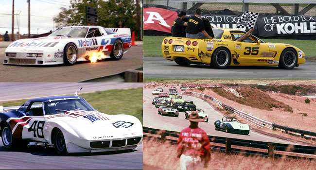 More Photos Of Corvette Race Cars From The S S S And